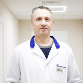 Кардиолог, ревматолог Левчишин Вячеслав Владимирович