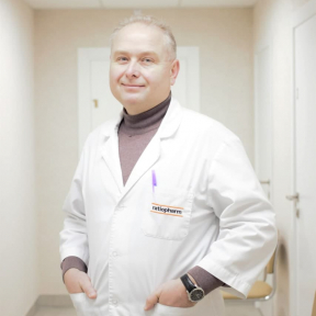 Уролог-андролог, член Ассоциации урологов Украины Бондарь Николай Валентинович