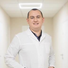 Влач ультразвуковой диагностики Бакланов Сергей Викторович