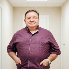 Оториноларинголог Гаврилюк Юрий Владимирович