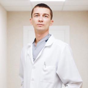 Ортопед, травматолог Бердов Павел Валерьевич