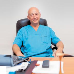 Акушер-гинеколог Герман Юрий Витальевич
